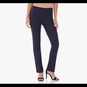 NWT Hilary Radley Straight Leg Dress Pant Size 10